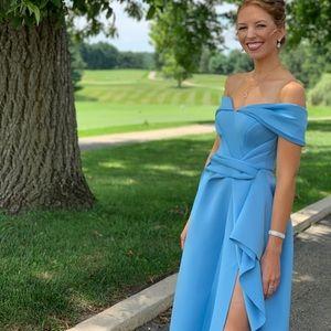 ASOS Cinderella dress